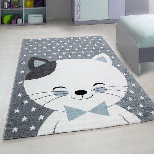 Vopi Kusový detský koberec Kids 550 blue, 120 x 170 cm