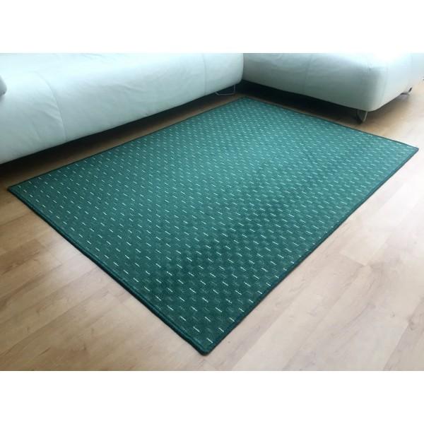 Vopi Kusový koberec Valencia zelená, 120 x 170 cm