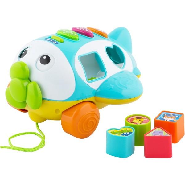 Buddy Toys BBT 3510 Lietadlo vkladačka