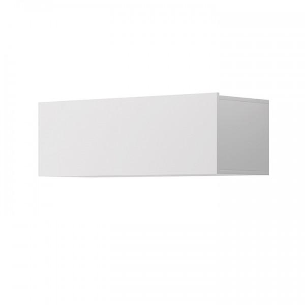 TEMPO KONDELA Závesná skrinka, biela, Spring ED90