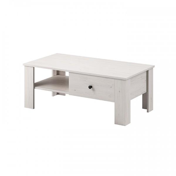 TEMPO KONDELA Konferenčný stolík, sosna andersen, VINCE RL105