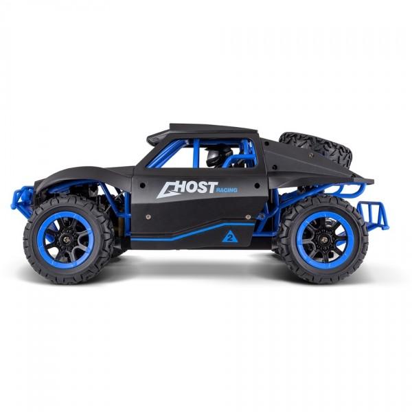 Buddy Toys BRC 18.521 Auto na diaľkové ovládanie RC Rally Racer, modrá