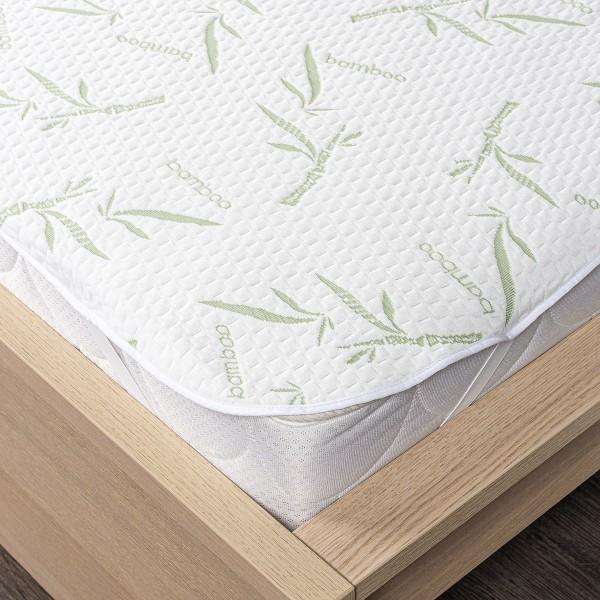 4Home Bamboo Nepriepustný chránič matrace s gumou, 180 x 200 cm