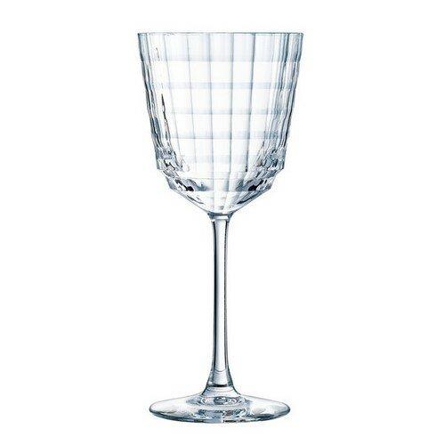 4-dielna sada pohárov na víno Iroko, 350 ml