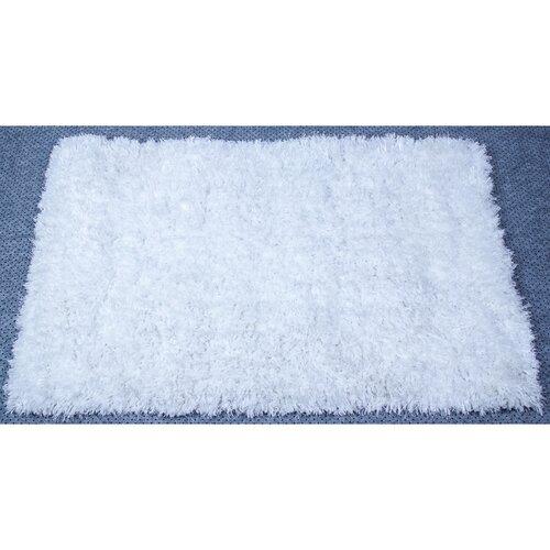 Bo-ma Kusoý koberec Emma biela, 60 x 100 cm