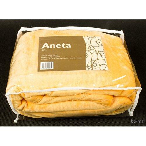 Bo-ma Deka Aneta žltá, 150 x 200 cm