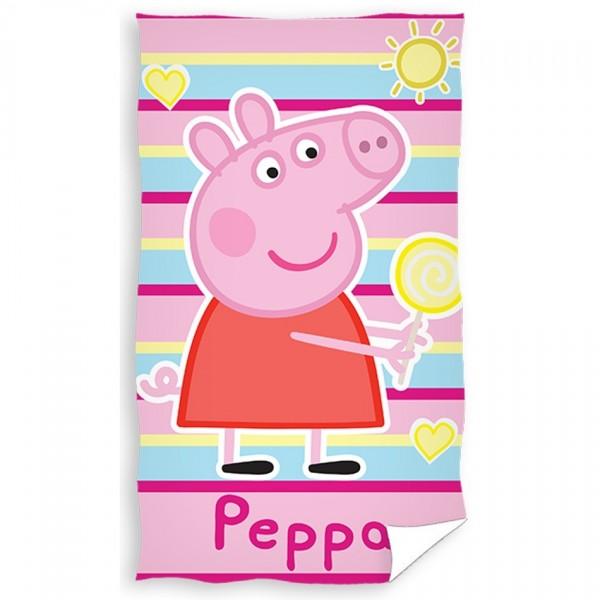 TipTrade Detský uterák Prasiatko Peppa, 30 x 50 cm