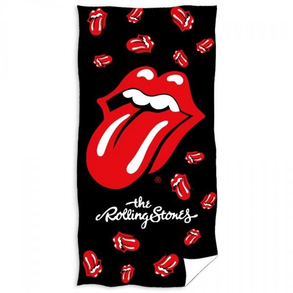 TipTrade Osuška Rolling Stones, 70 x 140 cm