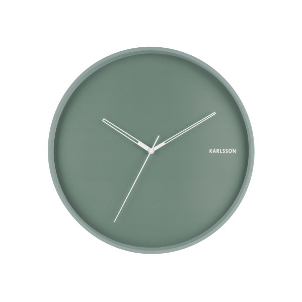 Karlsson 5807GR Dizajnové nástenné hodiny pr. 40 cm