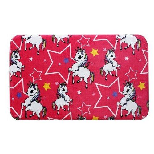 Domarex Koberček z pamäťovej peny Soft Unicorn, 50 x 80 cm