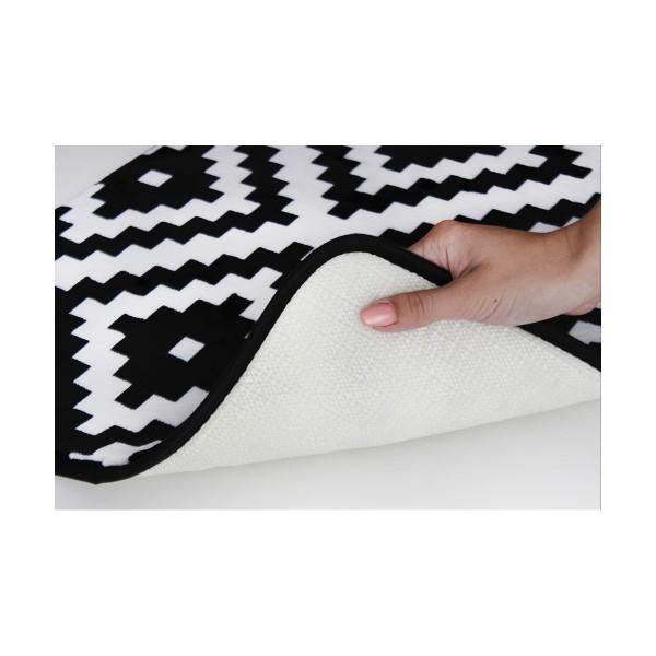 Domarex Koberec z pamäťovej peny Soft Geometric, 50 x 150 cm