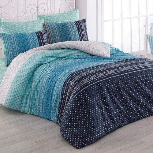 Bedtex obliečky bavlna Summer Modré