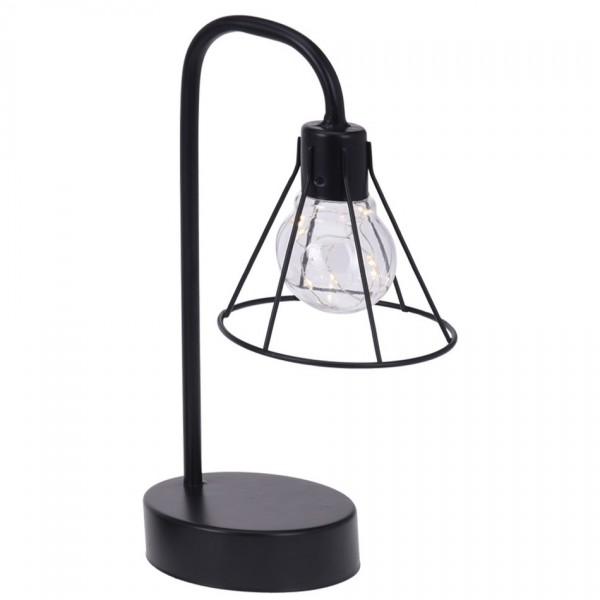 Koopman Stolná LED lampa Ramon 8 LED, 25 cm