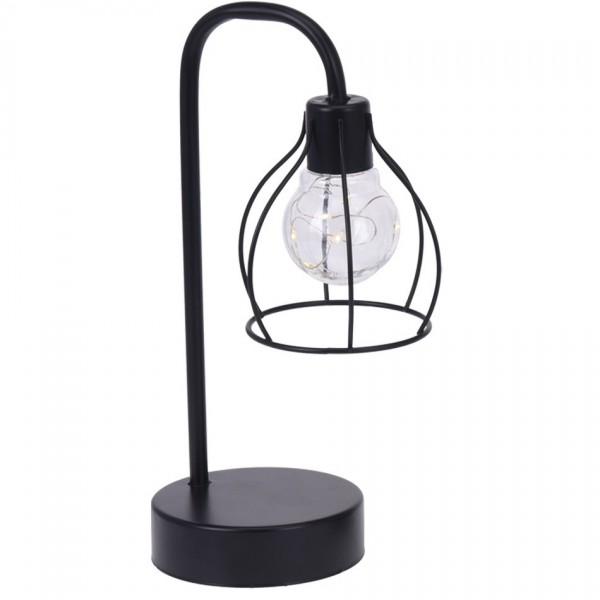 Koopman Stolná LED lampa Joaquin 8 LED, 25 cm