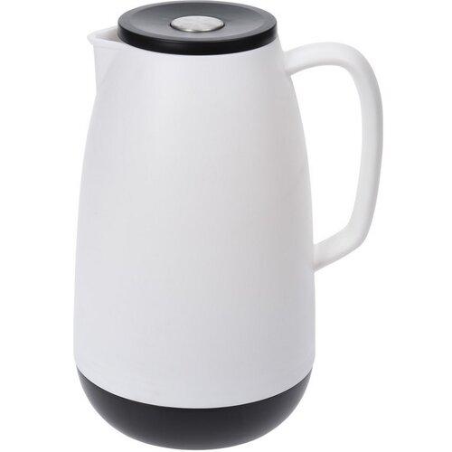 Koopman Plastová termoska 1 l, biela
