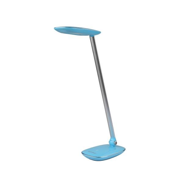 PN15300012 MOANA LED stolní lampička - modrá, neutrální Panlux