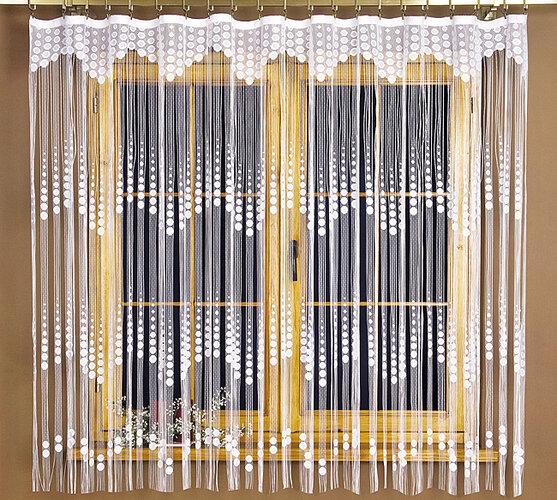 4Home povrázková záclona Evita, 300 x 160 cm