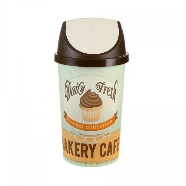 Tontarelli Odpadkový kôš Vintage 25 l, Bakery Café