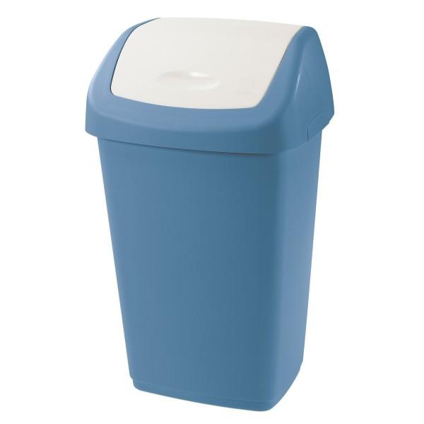 Tontarelli Odpadkový kôš 25L Aurora modrá/krémová